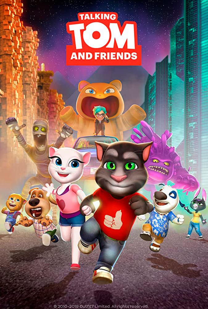 The Talking Tom and Friends